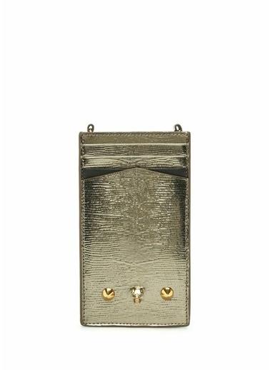 Alexander McQueen Çanta Altın